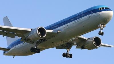 PH-BZA - Boeing 767-306(ER) - KLM Royal Dutch Airlines