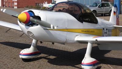 D-EXXX - Mudry CAP-10B - Private