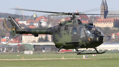 87-51 - MBB Bo105P - Germany - Army