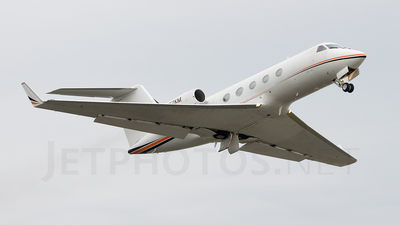 N357KM - Gulfstream G-III - Private