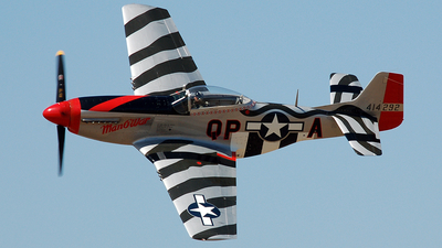 NL44727 - North American P-51D Mustang - Commemorative Air Force