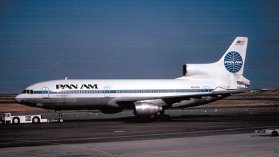 N512PA - Lockheed L-1011-500 Tristar - Pan Am