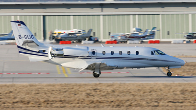 D-CLIC - Cessna 560XL Citation XLS - Jetline