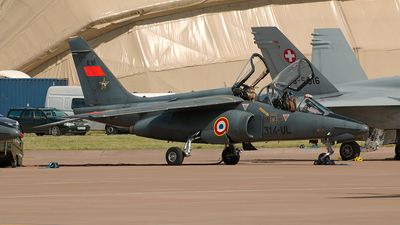 E10 - Dassault-Breguet-Dornier Alpha Jet E - France - Air Force