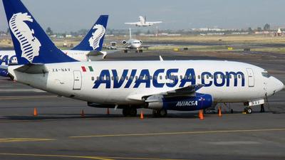 XA-NAV - Boeing 737-219(Adv) - Aviacsa