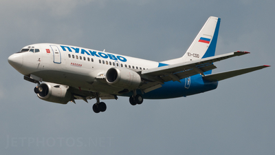 EI-CDD - Boeing 737-548 - Rossiya Airlines