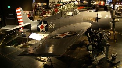N49JC - Grumman FM-2 Wildcat - Private