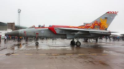 ZE735 - Panavia Tornado F.3 - United Kingdom - Royal Air Force (RAF)