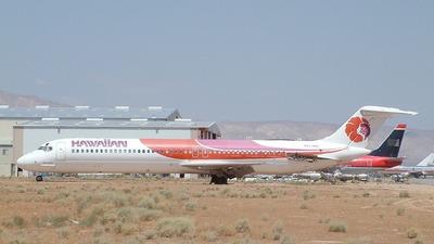 N673MC - McDonnell Douglas DC-9-51 - Hawaiian Airlines