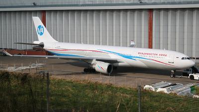 EI-CRK - Airbus A330-301 - Vladivostok Air