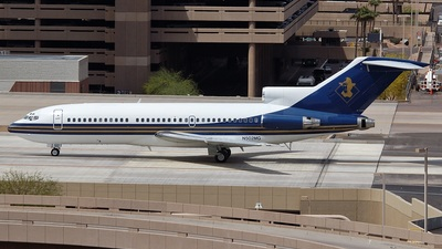 N502MG - Boeing 727-191 - RD Aviation