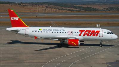 PR-MHH - Airbus A320-214 - TAM Linhas Aéreas
