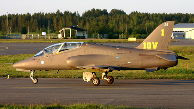 HW-328 - British Aerospace Hawk Mk.51A - Finland - Air Force