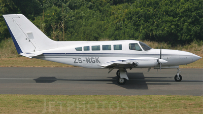 ZS-NGK - Cessna 402C - Private