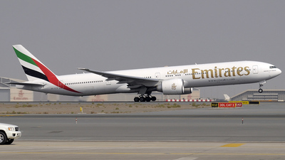 A6-ECR - Boeing 777-31HER - Emirates