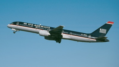 N602AU - Boeing 757-225 - US Airways