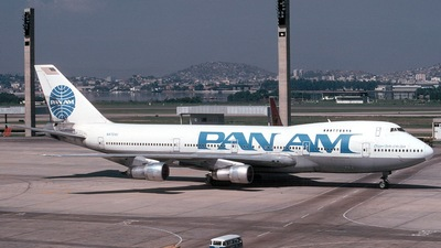 N4704U - Boeing 747-122 - Pan Am
