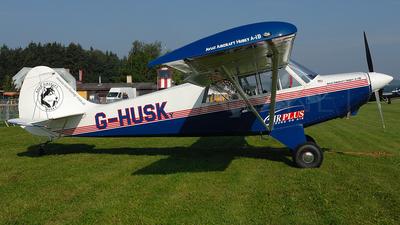 G-HUSK - Aviat A-1B Husky - Aviat Aircraft