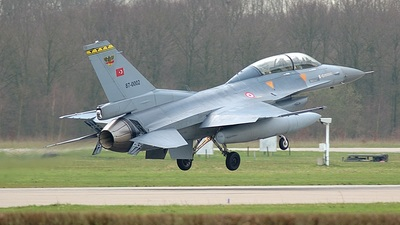 87-0002 - General Dynamics F-16D Fighting Falcon - Turkey - Air Force