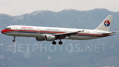 B-6330 - Airbus A321-211 - China Eastern Airlines