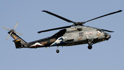 164460 - Sikorsky SH-60F Seahawk - United States - US Navy (USN)