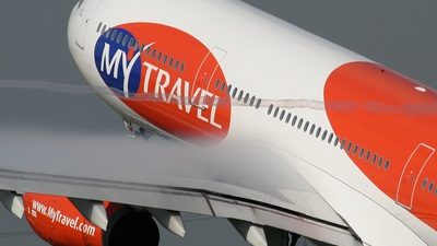 OY-VKG - Airbus A330-343 - MyTravel Airways AS