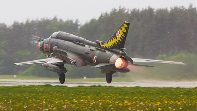 3508 - Sukhoi Su-22M4 Fitter K - Poland - Air Force