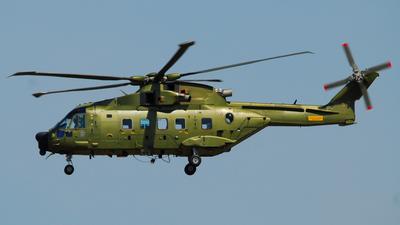 M-512 - Agusta-Westland EH-101 Mk.512 Merlin Joint Supporter - Denmark - Air Force