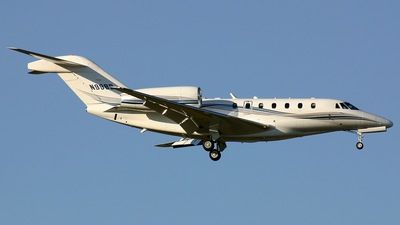 N99BB - Cessna 750 Citation X - Harris Air