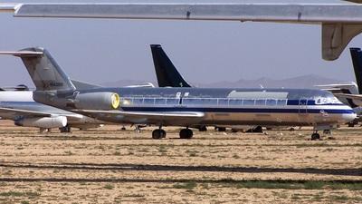 N1438H - Fokker 100 - American Airlines