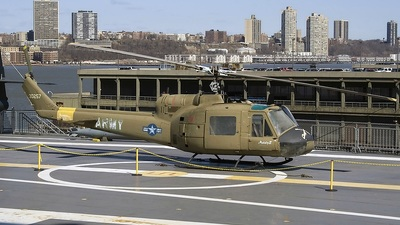 63-0257 - Bell UH-1B Iroquois - United States - US Army