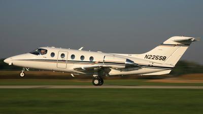 N225SB - Beechcraft 400A Beechjet - Private