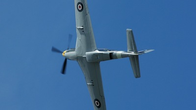 CF-VPM - North American P-51D Mustang - Vintage Wings of Canada