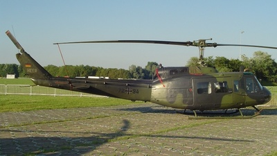 72-94 - Bell UH-1D Iroquois - Germany - Army