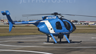 N1576F - Hughes 369E - United States - Houston Police Department