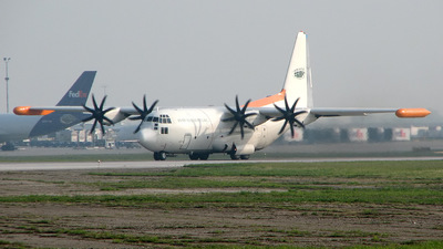 N307SA - Lockheed WC-130E Hercules - Private