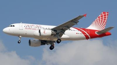 A9C-BAX - Airbus A319-111 - Bahrain Air