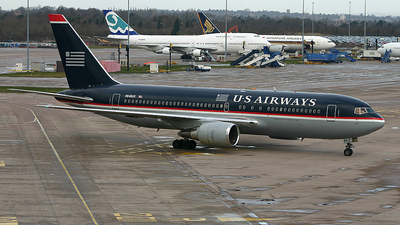 N646US - Boeing 767-201(ER) - US Airways