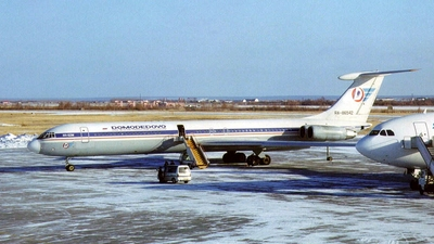 RA-86542 - Ilyushin IL-62M - 1Time Airline