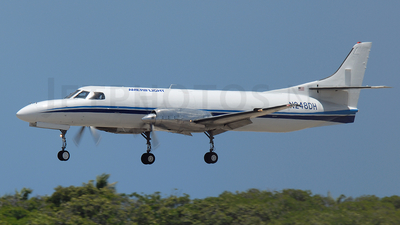 N248DH - Swearingen SA227-AT Expediter - Ameriflight