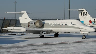 G-LEAR - Bombardier Learjet 35 - Private