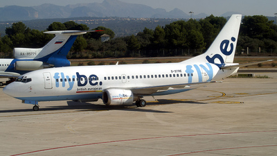 G-STRE - Boeing 737-36N - Flybe (Astraeus Airlines)