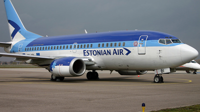 ES-ABI - Boeing 737-5L9 - Estonian Air