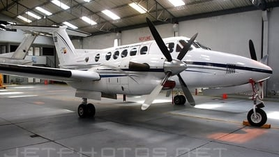 HK-3547 - Beechcraft B300 King Air - Alfuturo
