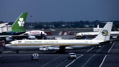 N732Q - Boeing 707-321B - Guyana Airways