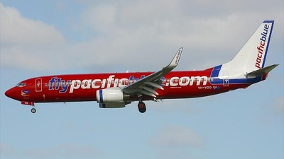 VH-VOO - Boeing 737-8FE - Pacific Blue Airlines