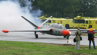 MT-35 - Fouga CM-170 Magister - Belgium - Air Force
