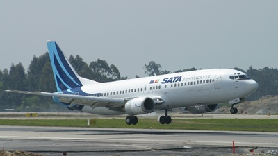 CS-TGW - Boeing 737-4Y0 - SATA International