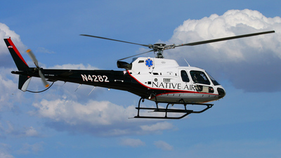 A picture of N4282 - Airbus Helicopters H125 - [4282] - © David Transier - zonaphoto