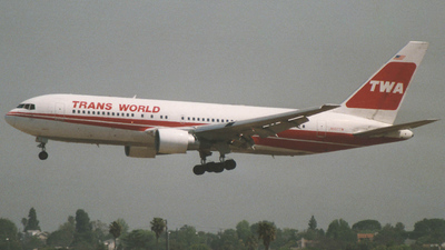 N607TW - Boeing 767-231(ER) - Trans World Airlines (TWA)